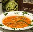 ricetta zuppa ebraica La Taverna del Ghetto