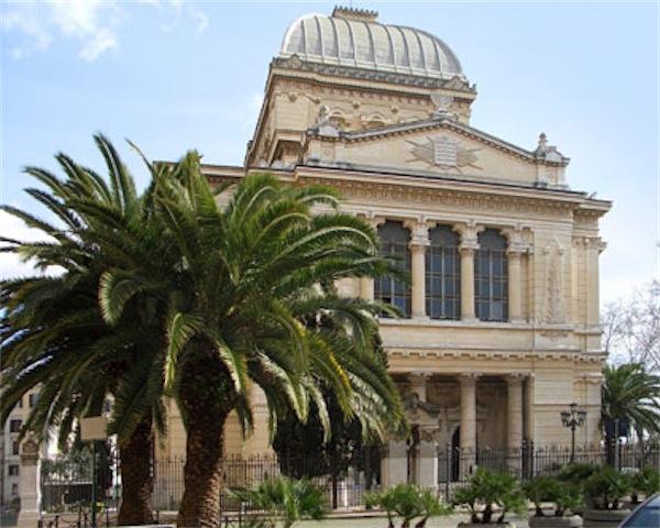 museo ebraico roma sinagoga