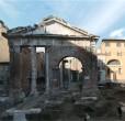 portico d'ottavia roma taverna del ghetto