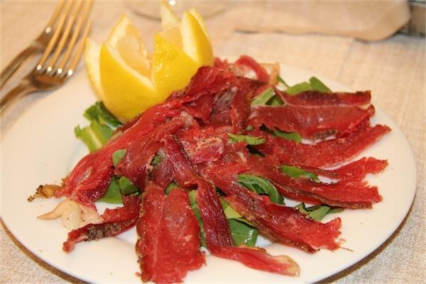 carne secca kosher ricetta ebraica