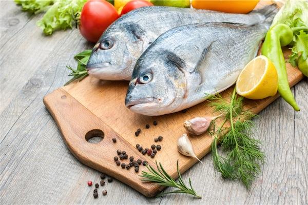 pesce fresco fa bene
