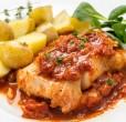 baccalà cipolla pomodoro ricetta