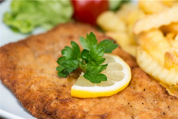 fettine panate ricetta roma