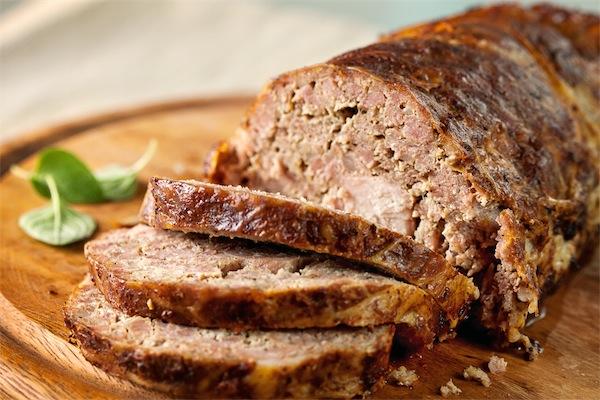 ricetta polpettone carne kosher