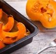ricetta zucca al forno autunno