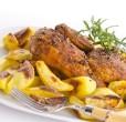 ricetta pollo al forno patate