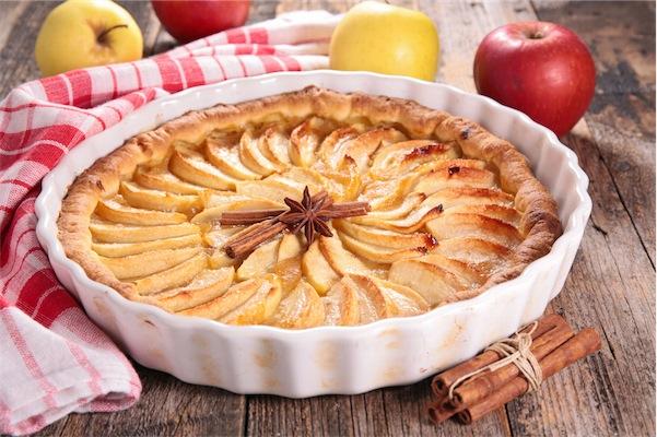 torta alle mele ricetta senza latte burro