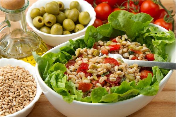 insalata farro ricetta