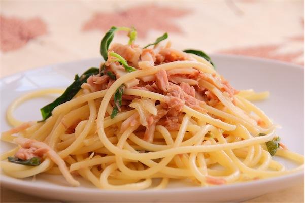 spaghetti tonno limone ricetta