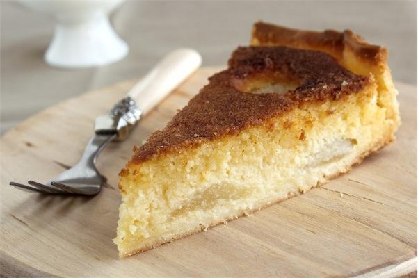 torta pere senza latte ricetta